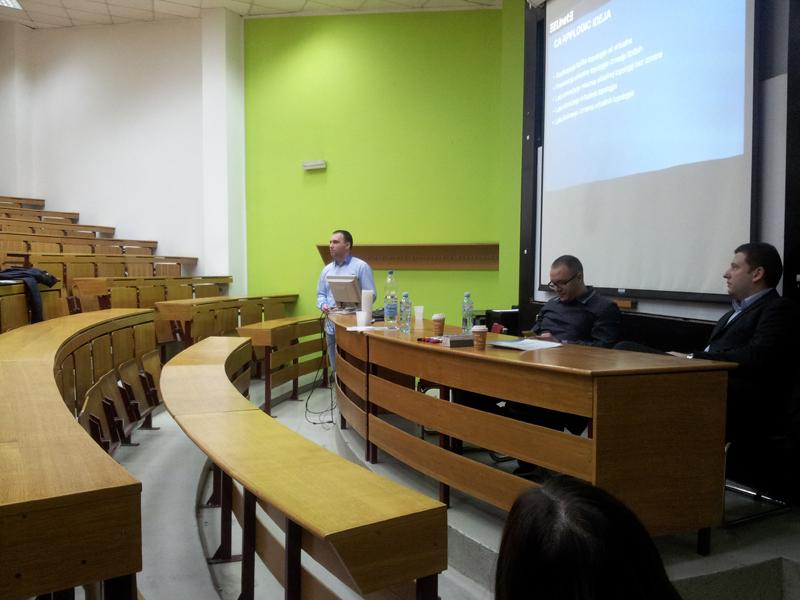 Guest lecture - EUNet